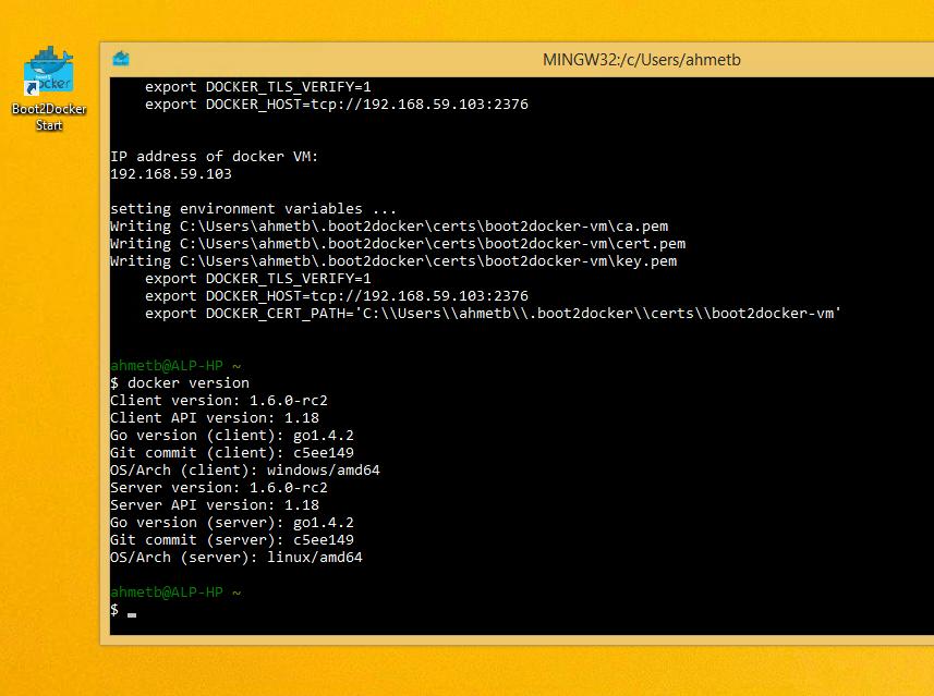 Windows 安装 Docker
